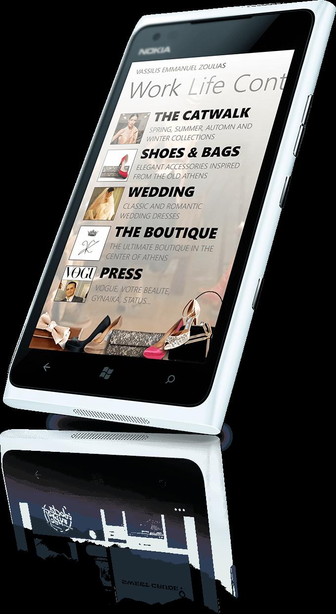Microsoft Fashion - Phone Lumia