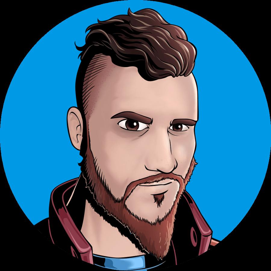 Michael Miropoulos Futuristic Profile