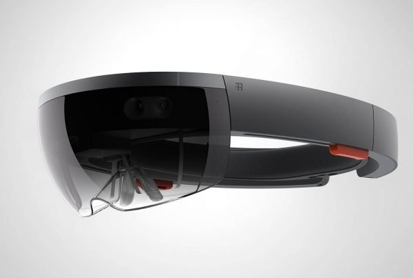 HoloLens Headset Side