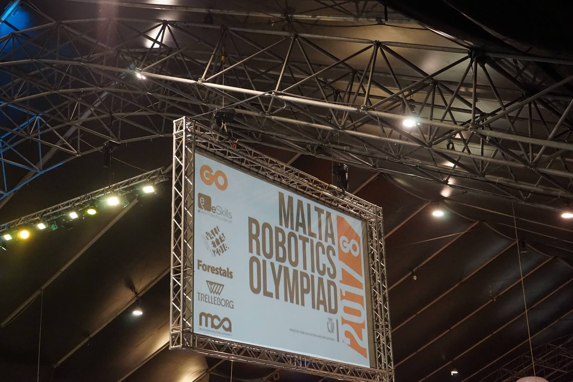 LightBuzz @ Robotics Olympiad