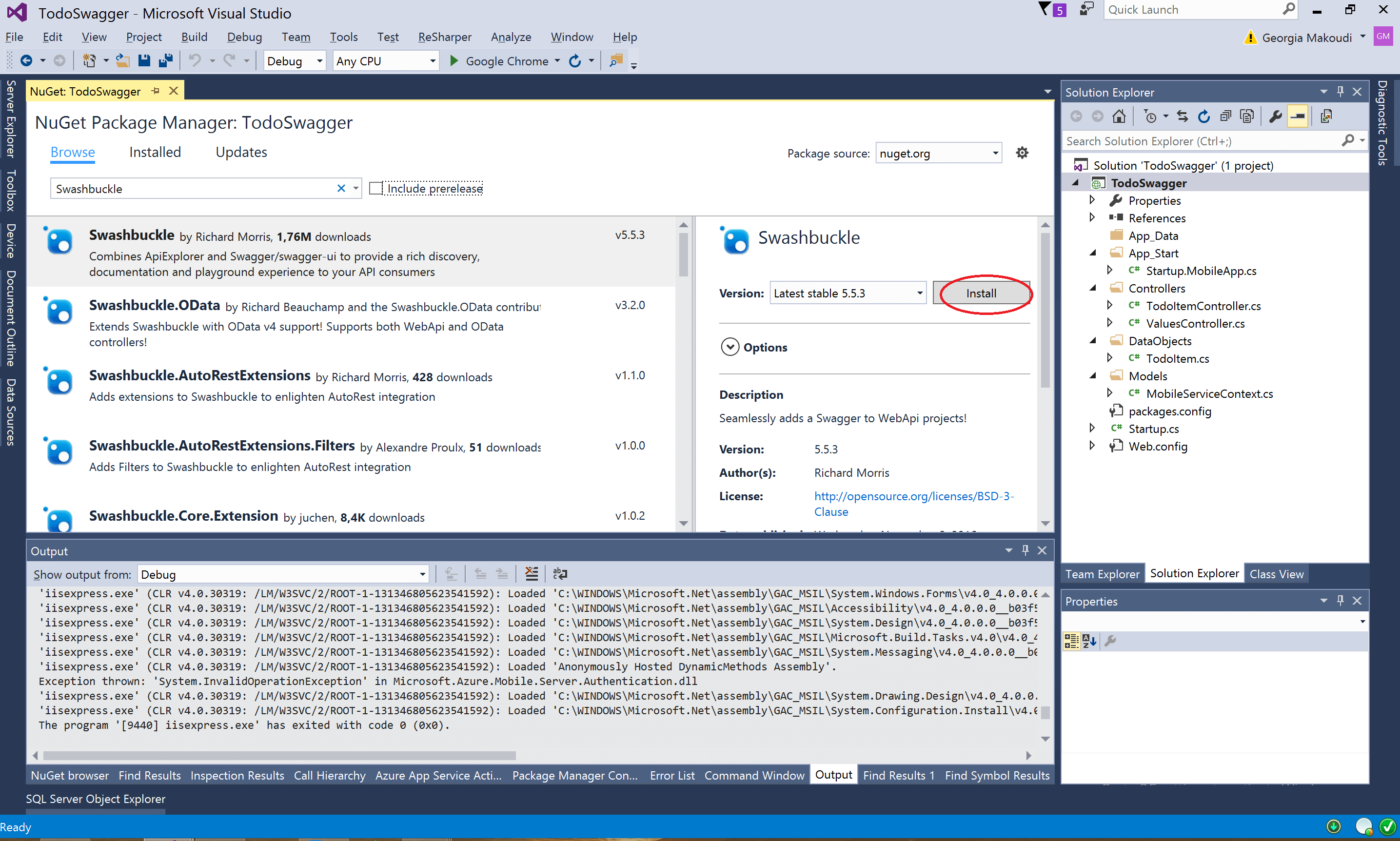 Microsoft Azure + Swagger: The Step by Step Guide | LightBuzz