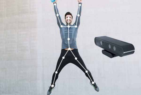 Body Tracking - Orbbec Astra Nuitrack