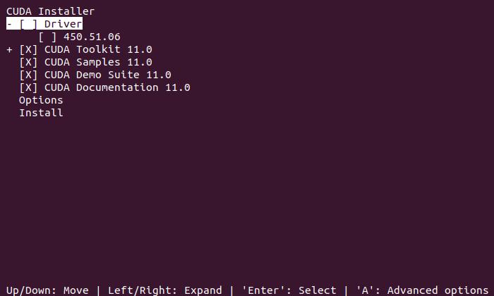 NVIDIA CUDA for Ubuntu - Installer