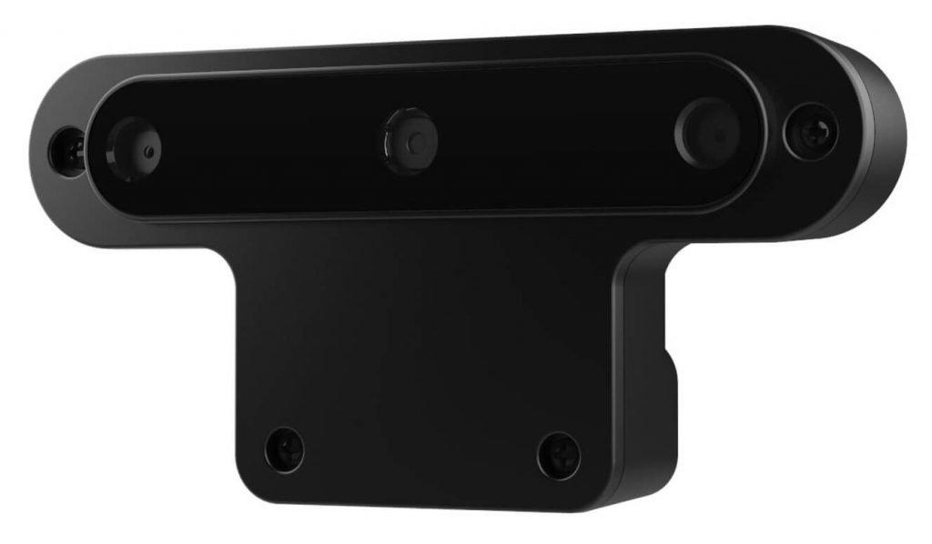 Luxonis OAK-D camera.
